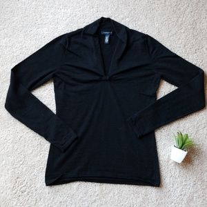 Banana Republic Knot Merino Wool Sweater